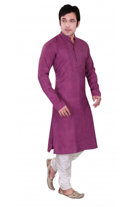 Cotton Mens Kurta suit - 763