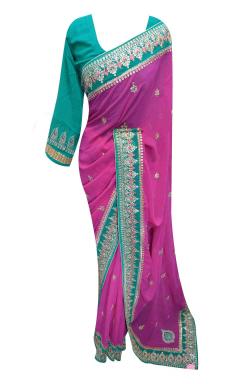 Indian Saree - 7198