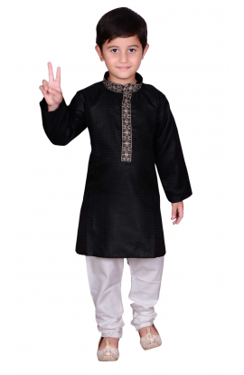 Black Sherwani -885