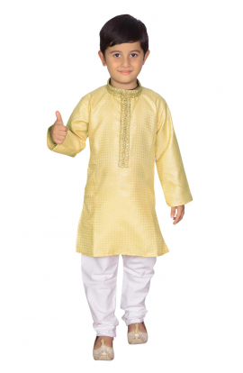 Gold Boys Kurta 887