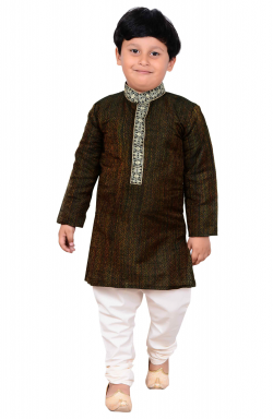 Brown Sherwani -898