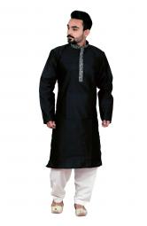 Black Sherwani- 813