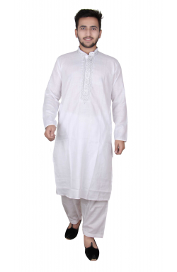 Cotton Men Kurta - 820
