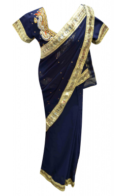 Kids Saree - 1206