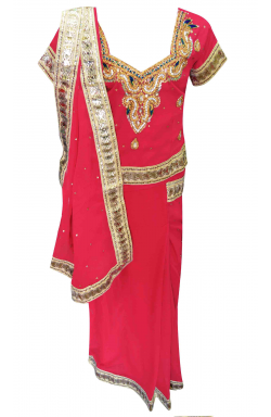 Kids Saree - 1217