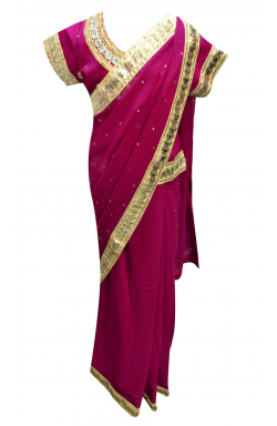 Kids Saree - 1203