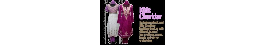 Kids Churidar